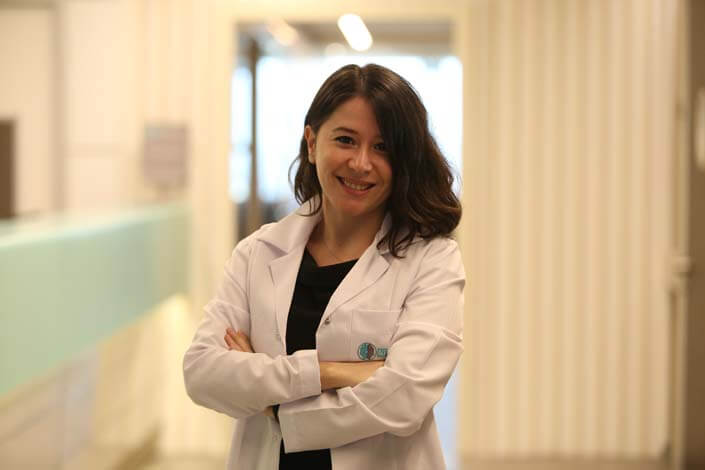 Clinical Psychologist Gökçe VOGT