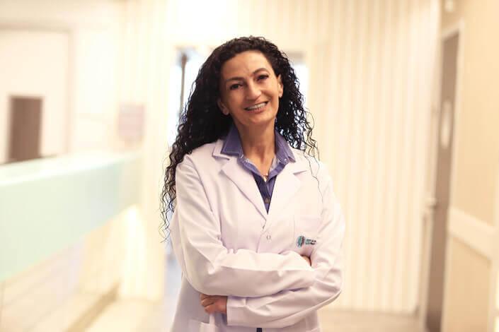 Prof.Dr. Sermin KESEBİR