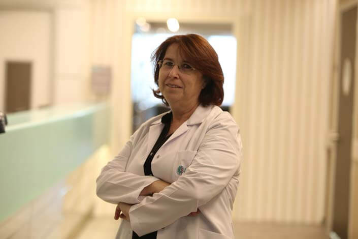 Clinical Psychologist Yıldız BURKOVİK