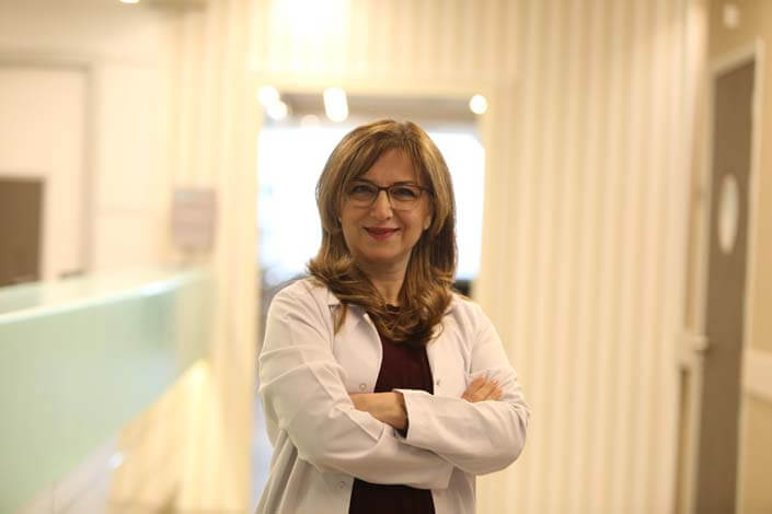 Clinical Psychologist Çiğdem DEMİRSOY