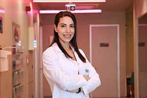 Clinical Psychologist Simge ALEVSAÇANLAR