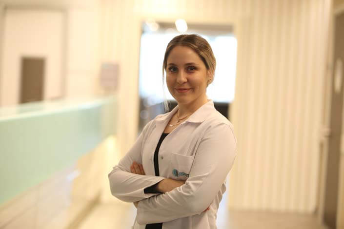 Clinical Psychologist Cemre Ece GÖKPINAR