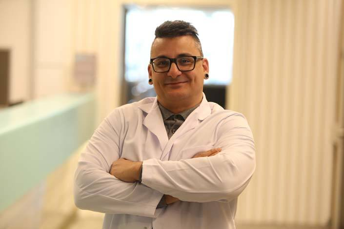 Physician Ahmet YOSMAOĞLU, MD