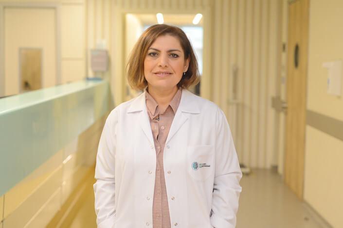 Physician İlknur BOZKURT