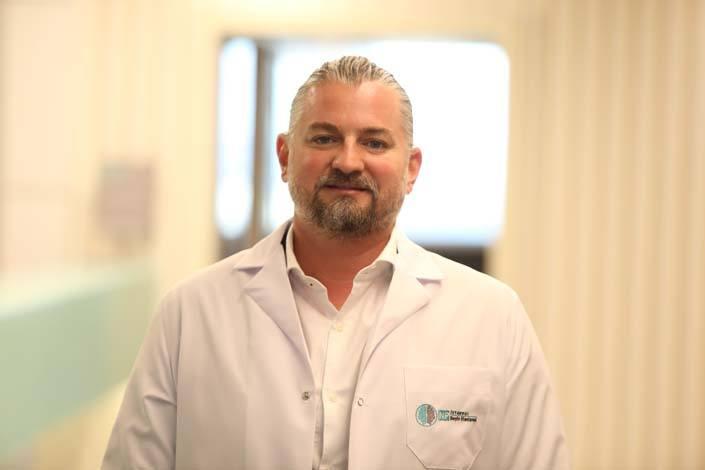 Physician Necati Alp TABAK