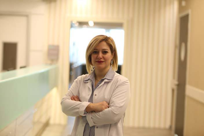 Physician Canan TOPCU