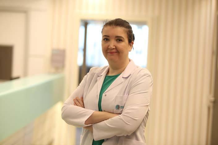 Dr. Merve Setenay İRİS KOÇ