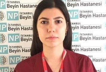 Fizyoterapist Seda BAYRAKTAR