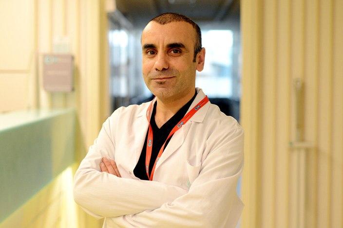 Physician Mehmet Şirin YILDIRIM