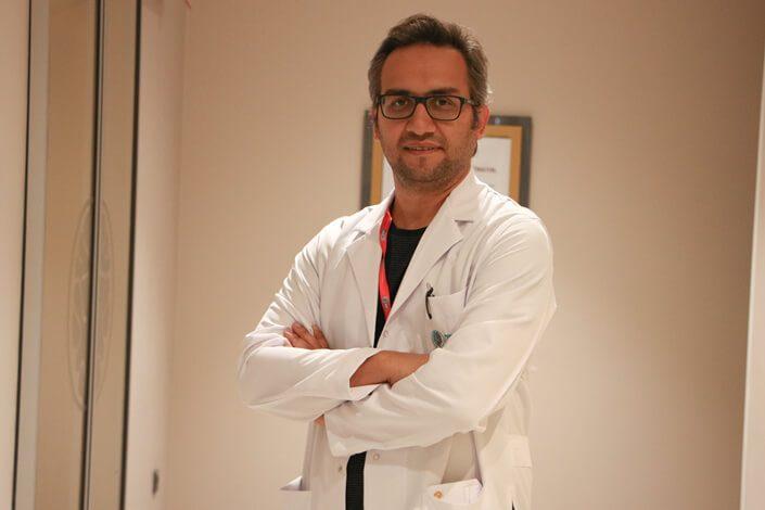 Physician Emrah GÜLEŞ