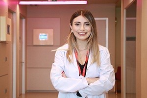 Clinical Psychologist İnci Nur ÜLKÜ