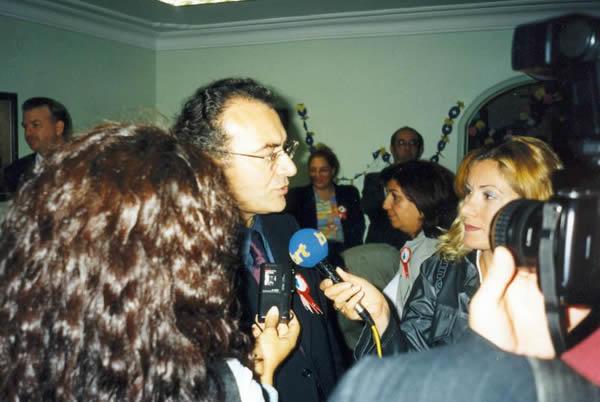 Prof. Dr. Nevzat Tarhan'ın Basın Toplantısı