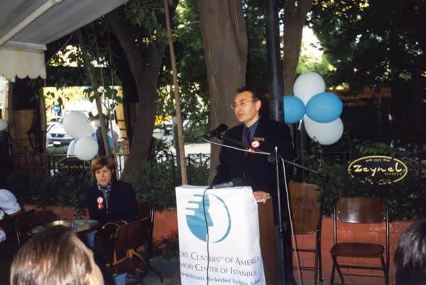 Prof. Dr. Nevzat Tarhan'ın Açılış Konuşması