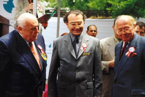 9. Cumhurbaşkanımız Süleyman Demirel'in Katılımıyla Açılış Töreni