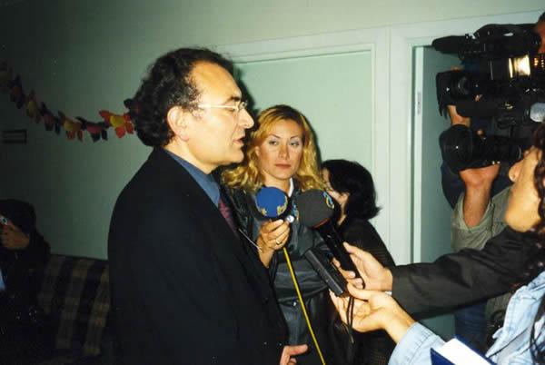 Prof. Dr. Nevzat Tarhan Yönetim Kurulu Başkanı