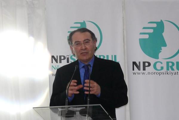 Prof.Dr.Nevzat Tarhan'ın Açılış Konuşması
