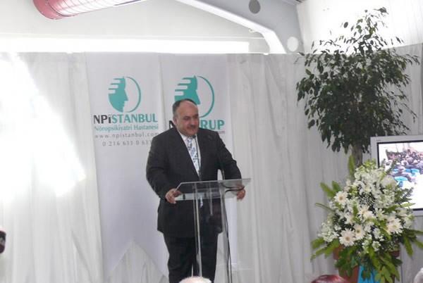 Ümraniye Belediye Başkanı Hasan Can'ın Açılış Konuşması