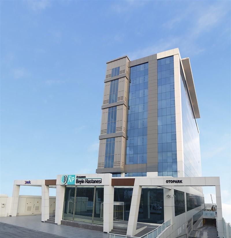 NPİSTANBUL Beyin Hastanesi Ana Bina