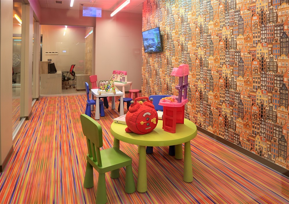 Çocuk ve Ergen Psikiyatrisi Oyun Odası