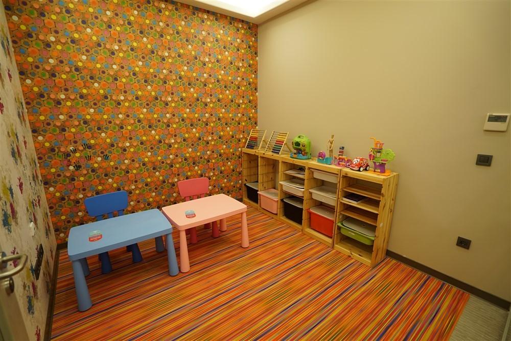 Çocuk ve Ergen Psikiyatrisi Oyun Terapi