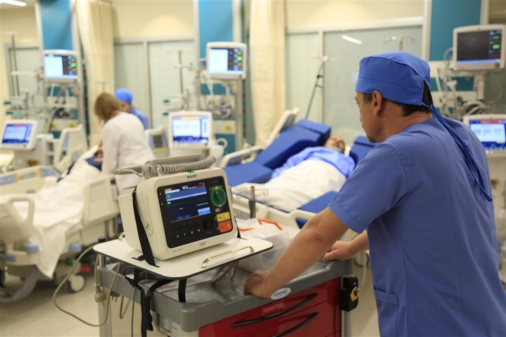 Yoğun Bakım Ünitesi Hasta Bakımı