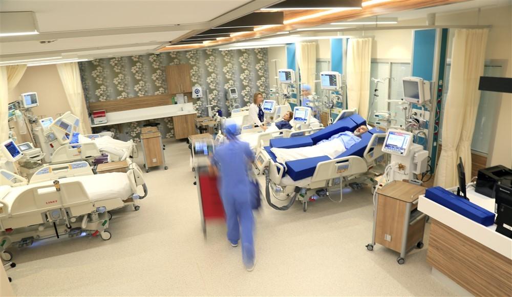 NPİSTANBUL Beyin Hastanesi Yoğun Bakım Ünitesi