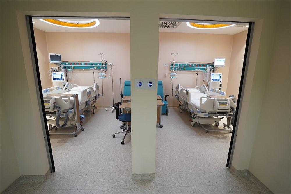 NPİSTANBU Beyin Hastanesi Yoğun Bakım Üniteleri