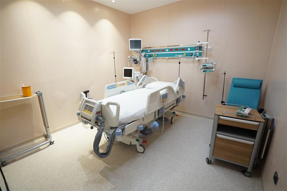 NPİSTANBUL Beyin Hastanesi Yoğun Bakım Üniteleri