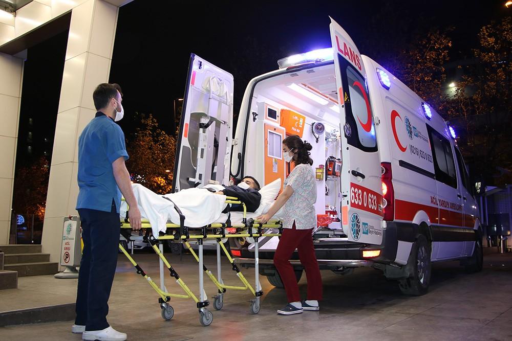 24 saat Özel Donanımlı Ambulans