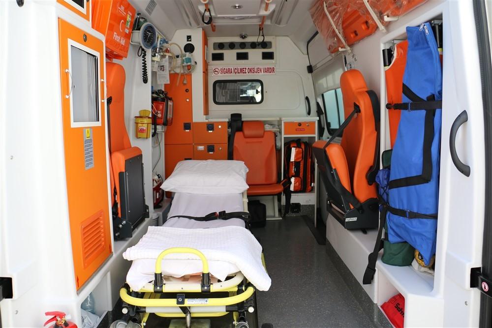 Özel Donanımlı Ambulans