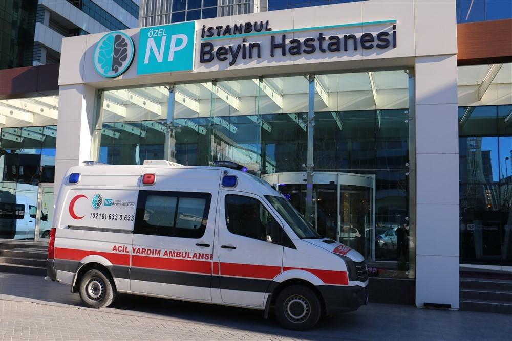 Acil Yardım Ambulansı