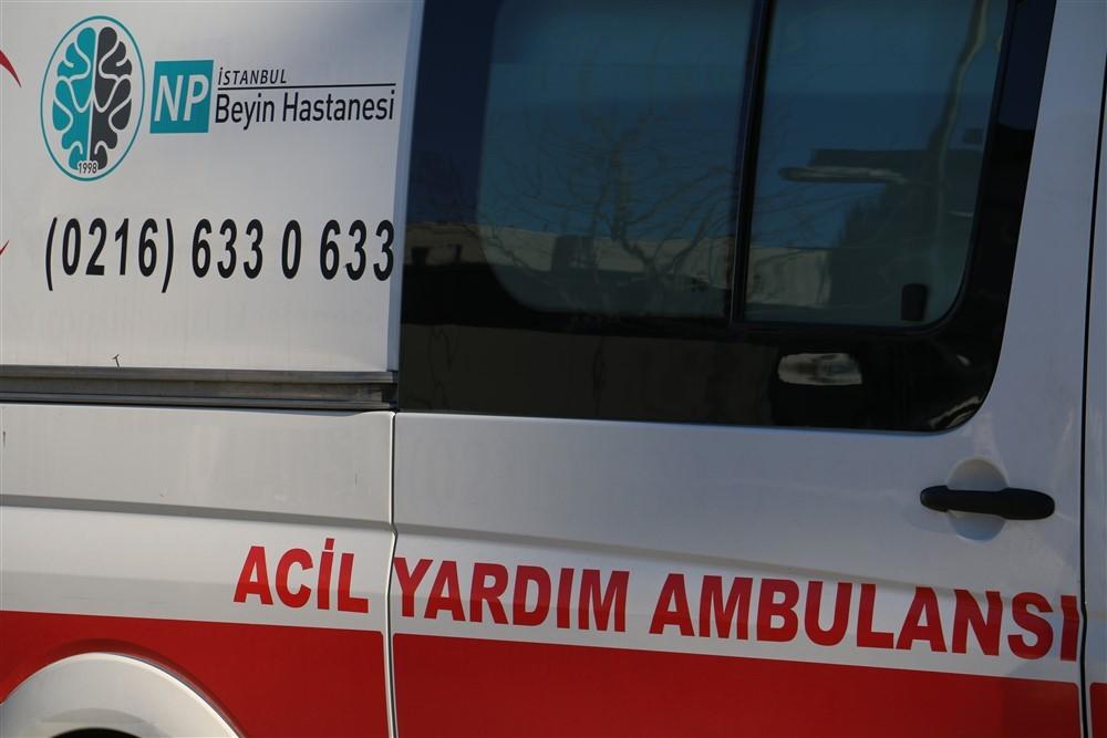 NPİSTANBUL Beyin Hastanesi Acil Yardım Ambulansı