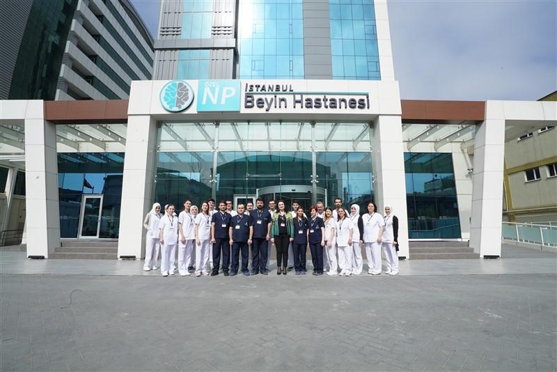 NPİSTANBUL Beyin Hastanesi Hemşirelik Hizmetleri