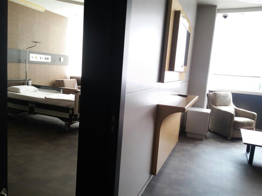 NPİSTANBUL Beyin Hastanesi VIP odası