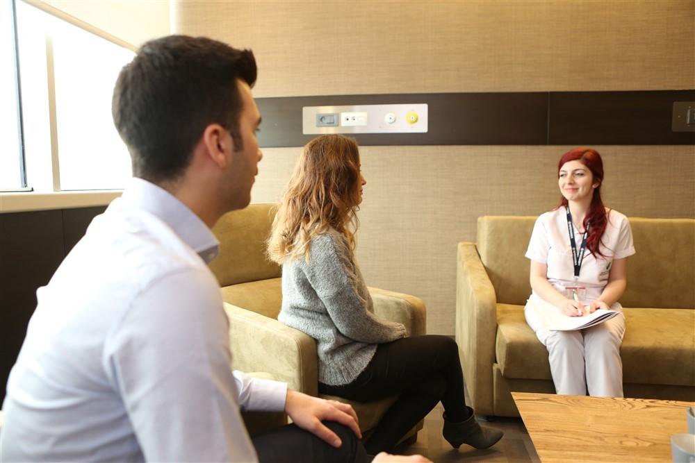 NPİSTANBUL Beyin Hastanesi VIP Odası  Refakatçi Bölümü
