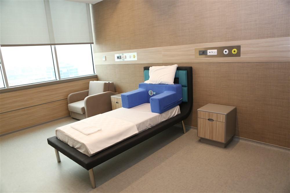 NPİSTANBUL Beyin Hastanesi Hasta Odası
