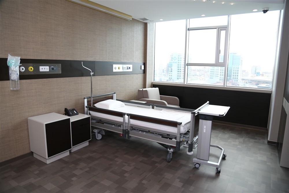 NPİSTANBUL Beyin Hastanesi VIP Oda