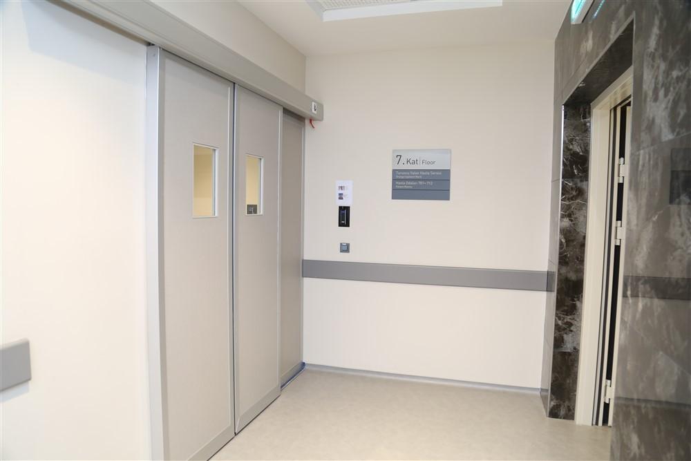 Turuncu Yatan Hasta Servisi Güvenlik Girişi