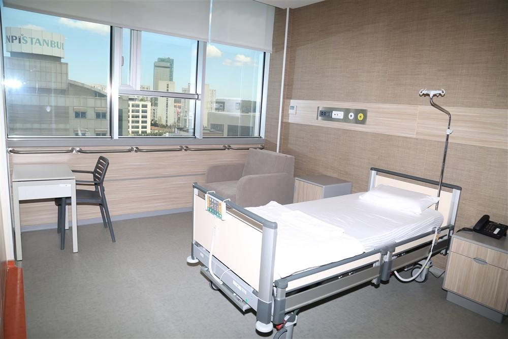 Cerrahi Yatan Hasta Servisi Hasta Odası
