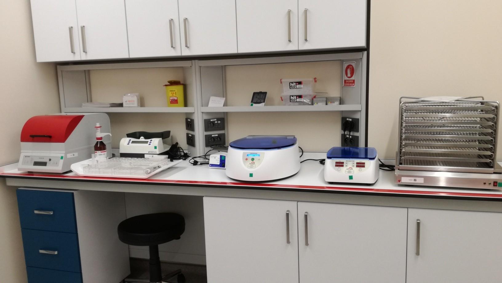 NPİSTANBUL Beyin Hastanesi Biyokimya Laboratuvarı