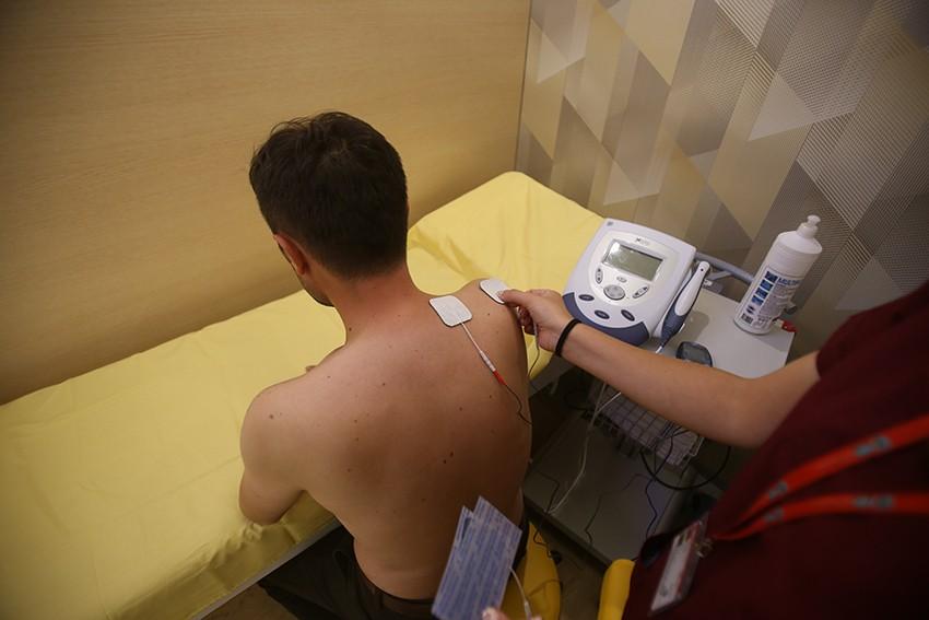 Fizik Tedavi ve Rehabilitasyon Elektroterapi