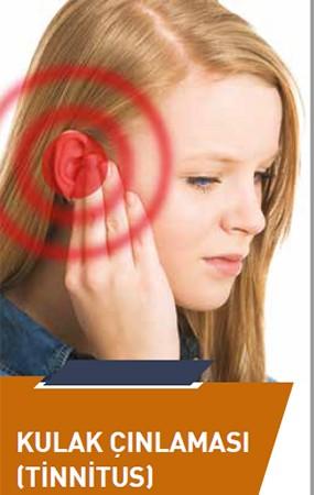 Kulak Çınlaması (Tinnius)