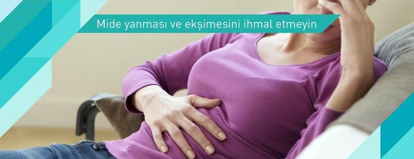 Mide yanması: Mide rahatsızlıklarının belirtileri ve tedavisi