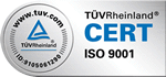 ISO 9001:2008 Quality Certificate