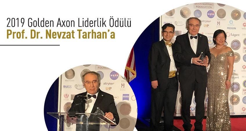 Golden Axon Liderlik Ödülü