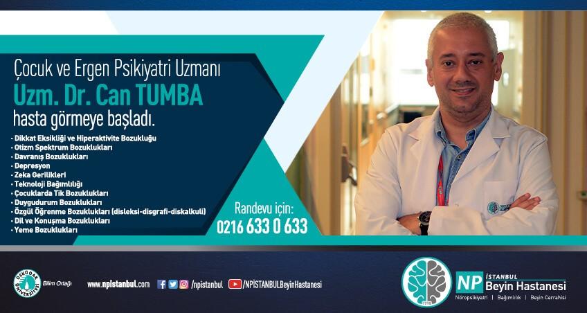 Uzm. Dr. Can TUMBA