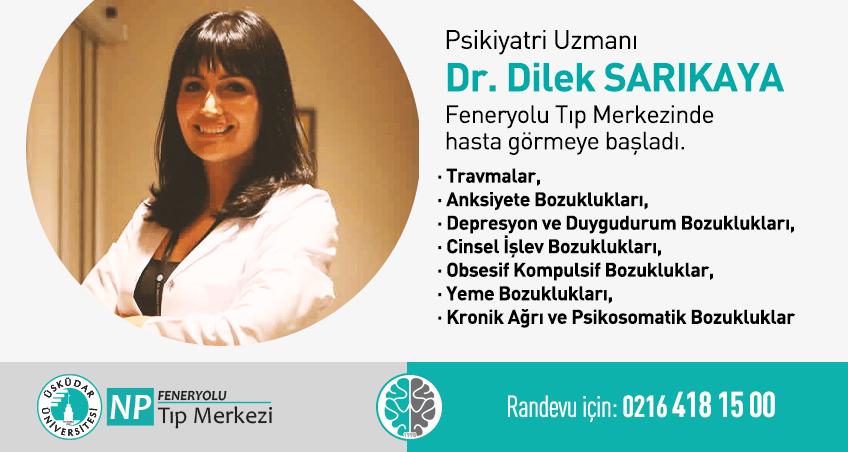 Uzm. Dr. Dilek SARIKAYA