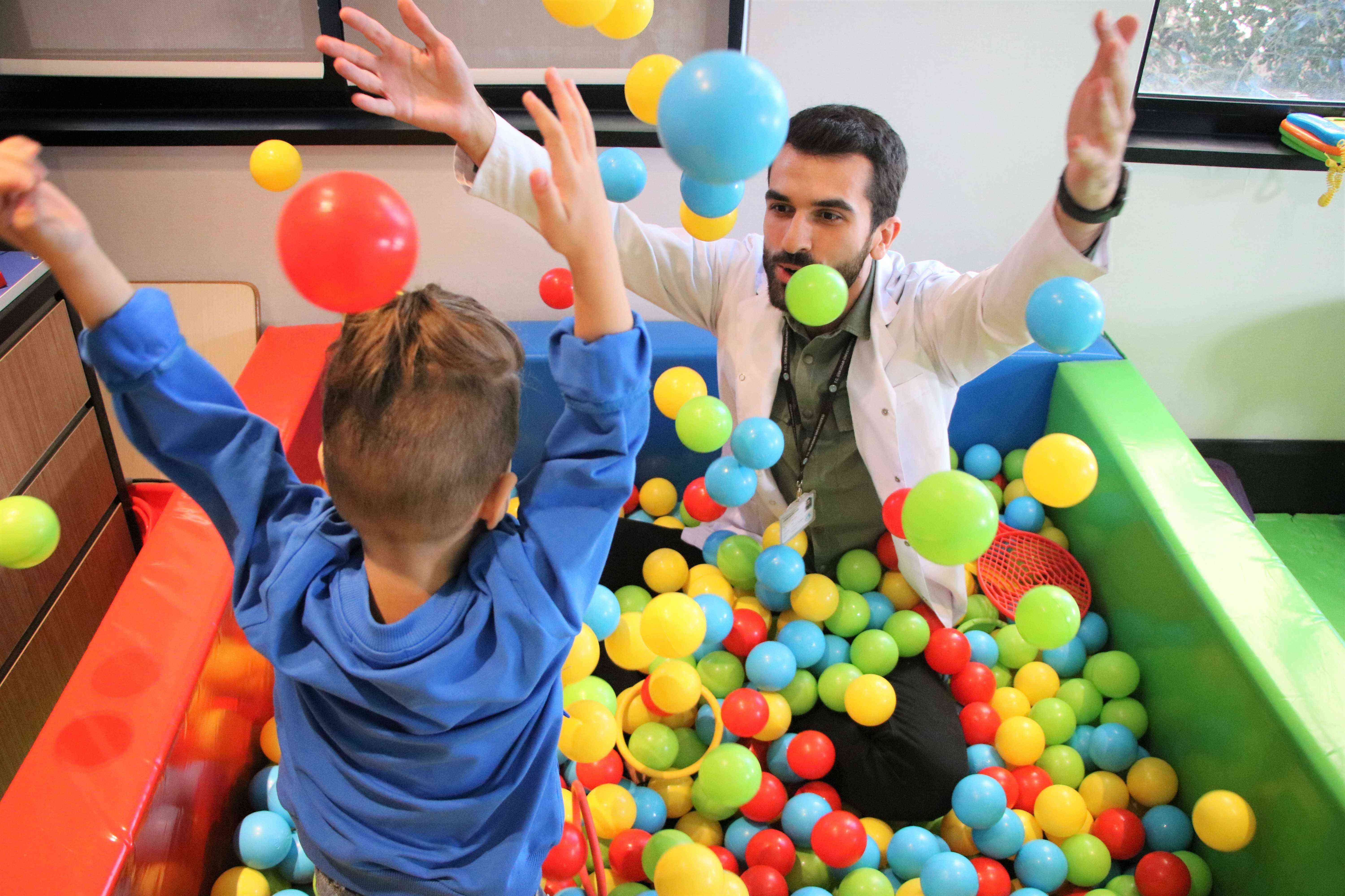 Occupational Therapy and Sensory Integration