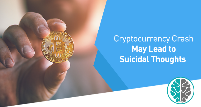 Cryptocurrency Crash Leads to Suicides