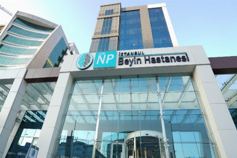 NPİSTANBUL Beyin Hastanesi'nde toplam 8 bin 483 doz aşı yapıldı